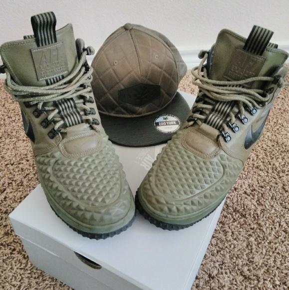 hierro Determinar con precisión Autónomo  Nike Shoes | Air Force Ones Duck Boots | Poshmark